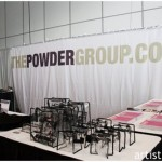 NOTE | The Powder Group at the Canadian Make-up Show