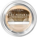 RHIA ON MAKE-UP JUNKIE | L'oréal's Bare Naturale Gentle Mineral Pressed Powder