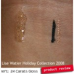 RHIA ON MAKE-UP JUNKIE | Lise Watier Holiday Collection continued!
