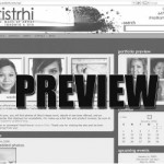 NOTE | Artistrhi Website Launch Preview!