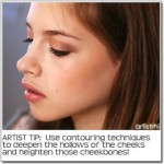 BEAUTY 101 | Contouring the Cheeks