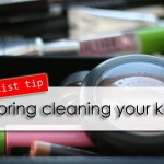 ARTIST TIP | Spring Cleaning Your Kit