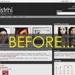 NOTE | artistrhi.com site update