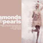 CREATIVE | Diamonds and Pearls (with Photography by Nadia Cheema)