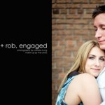 ENGAGED | Stacey + Rob by Claudia Hung