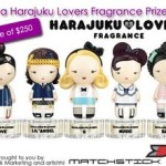NOTE | Harajuku Fragrance Contest on artistrhi starting on 9/9/9!