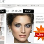 NOTE | Marcelle Ultra Glam Look Contest Winner!