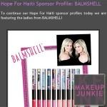 NOTE | Hope for Haiti Sponsor Profiles
