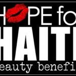 NOTE | Hope for Haiti Beauty Benefit (Toronto)