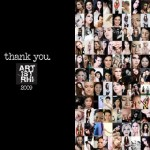 NOTE | thank you 2009