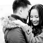 ENGAGED | Anna + Andrew by Claudia Hung
