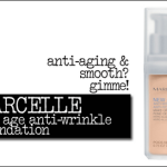 PRODUCT REVIEW   Marcelle New Age Anti-Wrinkle Make-up