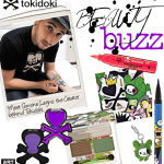 BEAUTY BUZZ | tokidoki by Simone Legno