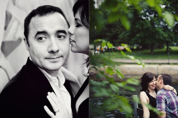 ENGAGED | Alexandra + Sean by Claudia Hung