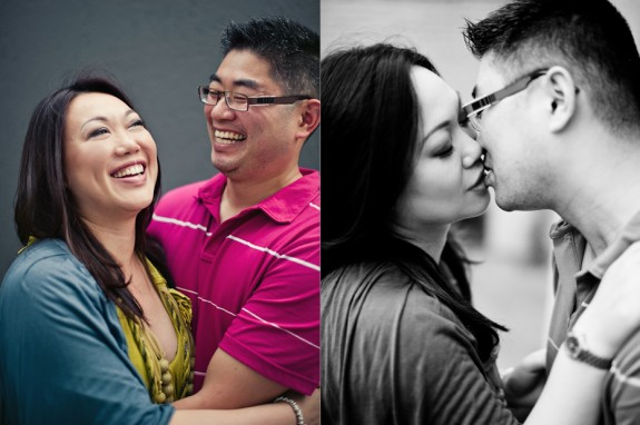 ENGAGED | Queenie + Norm by Claudia Hung