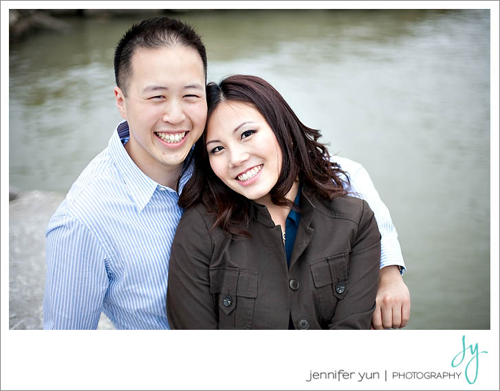 ENGAGED | Trish + Dean by Jennifer Yung Photography