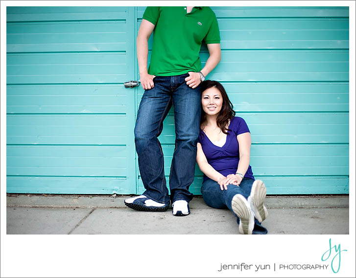 ENGAGED | Patricia + Dean by Jennifer Yun Photography