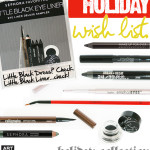 HOLIDAY PRODUCT REVIEW | Sephora's Little Black Eye Liner Kit