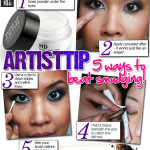 ARTIST TIP | Five Ways to Beat Smudging!