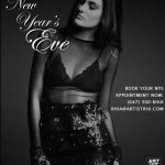 ARTISTRHI UPDATES | Now Booking New Year's Eve Make-up Appointments!