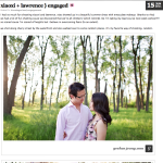 ENGAGED   Xiaoxi + Lawrence by Geehae Jeong Photography