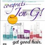 ARTISTRHI UPDATES   Schwarzkopf's BC Hairtherapy Contest Winner