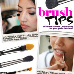 ARTIST TIP | Different Strokes.  Multi-uses for Your Fave Brushes