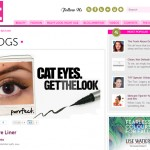GET THE LOOK | Cat Eye Liner with The Kit x artistrhi