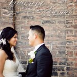 WEDDING | Viv + Michael featured on Wedluxe!  Photography by Claudia Hung