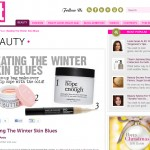 ARTIST TIP | Beating the Winter Skin Blues with The Kit x artistrhi