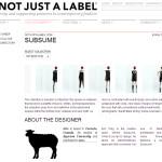 ON SET | Subsume Lookbook by Sarah Blais Photography