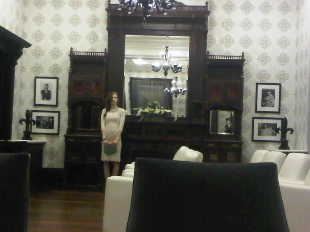 james cooper Mansion shoot