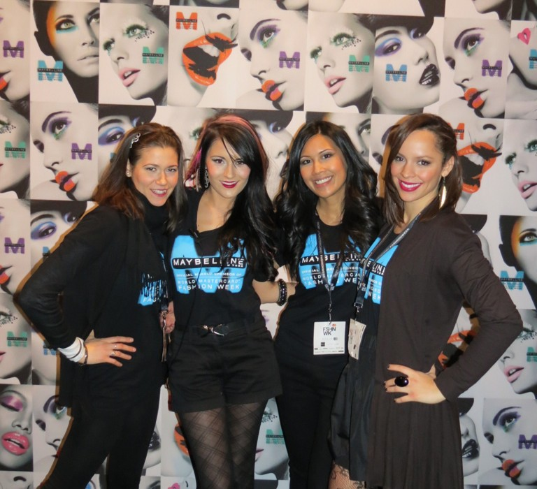 BEAUTY BUZZ | Last Day at WMC Fashion Week with @MaybellineCan!