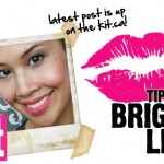 UPDATES | Bright Lips Tips with The Kit x artistrhi