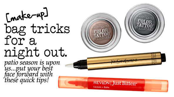 UPDATES   Patio Friendly Make-up Tricks with artistrhi x The Kit