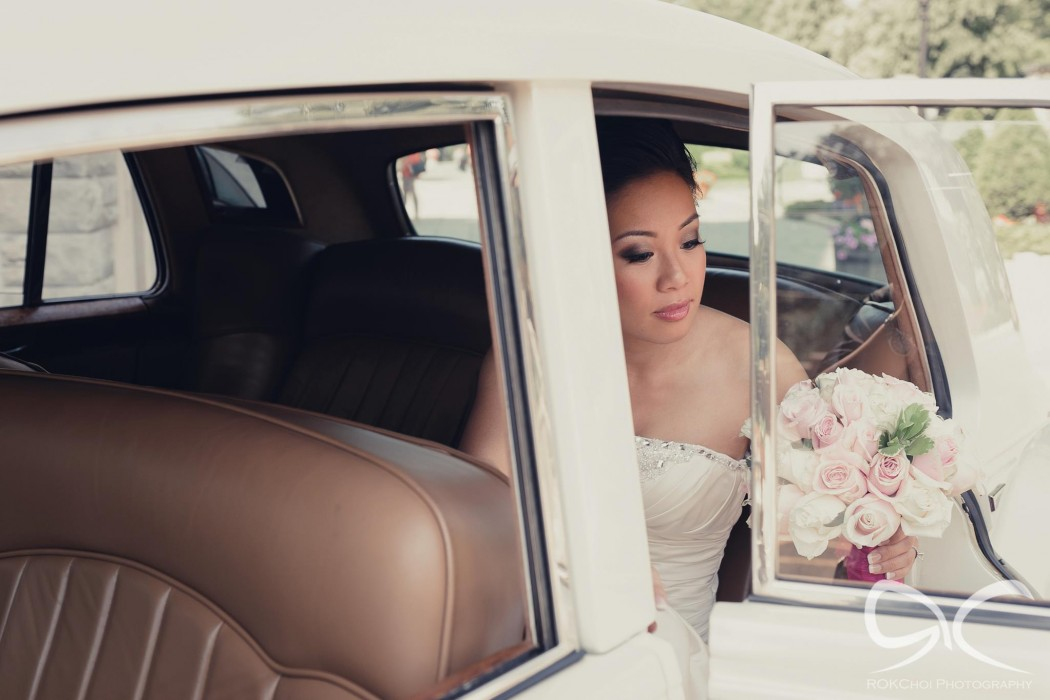 Bridal Beauty Thanh. Make-up by Rhia Amio.