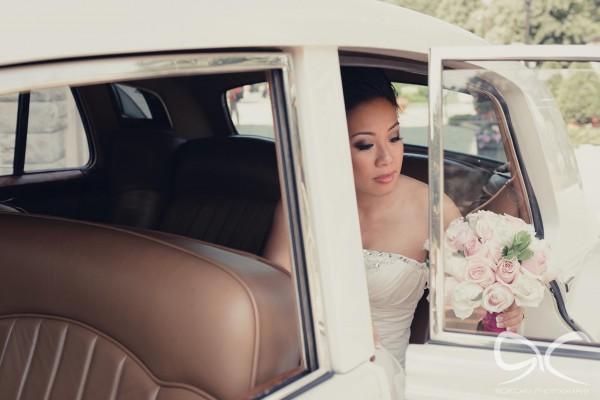 Bridal Beauty Thanh. Make-up by Rhia Amio.