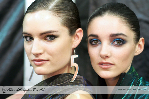 Backstage at World Mastercard Fashion Week with Joe Fresh, Korhani, Greta Constantine and more!