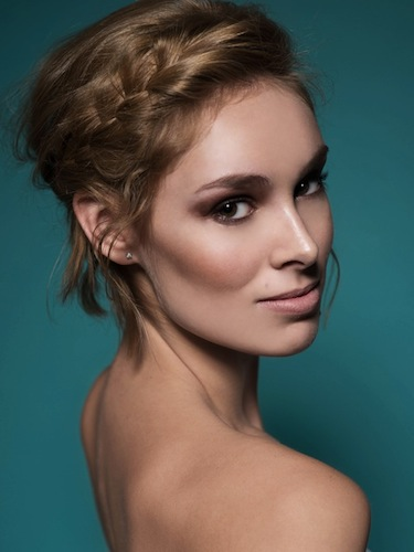 Beauty by Toronto Make-up Artist Rhia Amio.  Photography by Sam Assam.