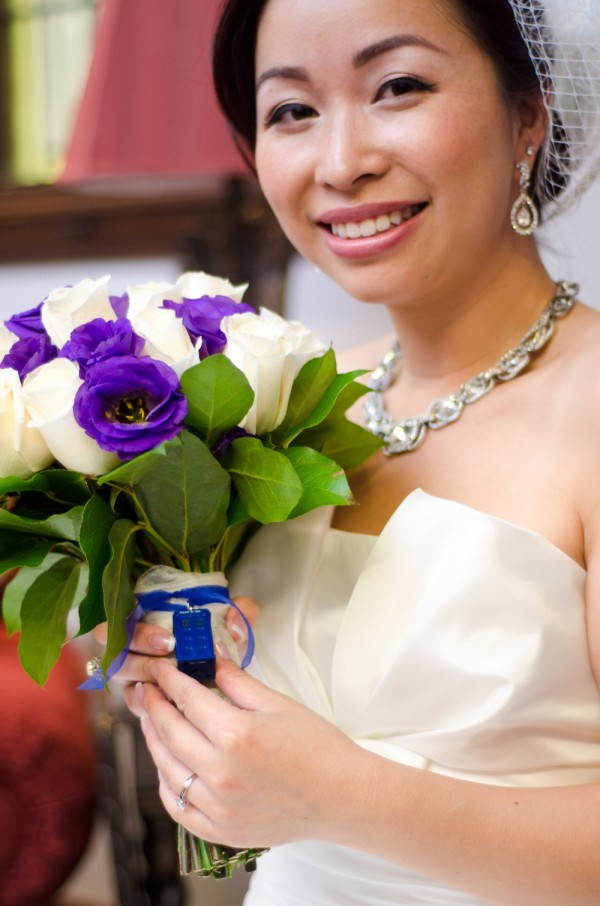 Bridal Beauty by Rhia Amio, Toronto Make-up Artist.