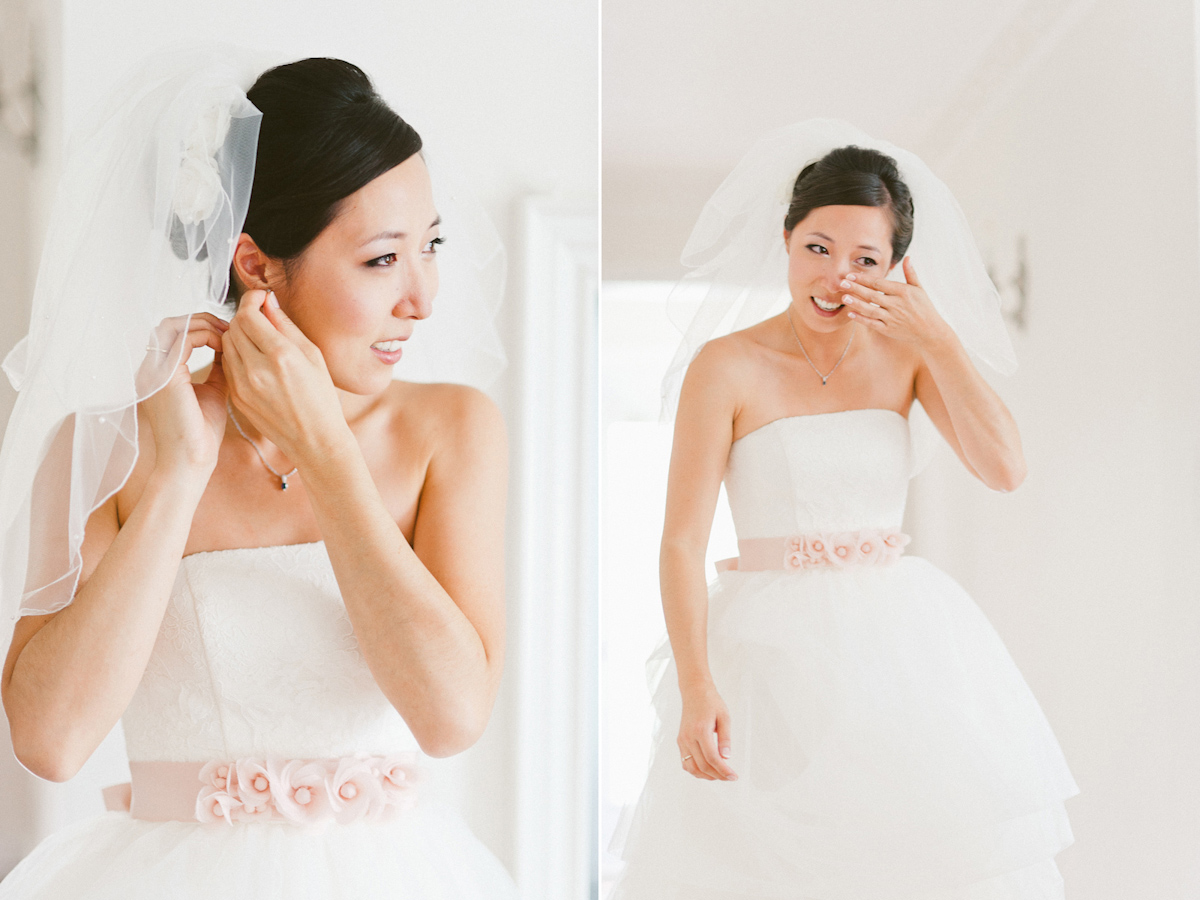 Bridal Beauty Janet. Make-up by Rhia Amio, Toronto Makeup Artist.
