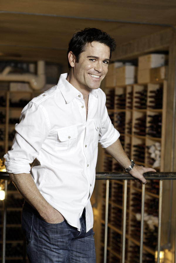 Yannick Bisson of Murdoch Mysteries.  Grooming by Rhia Amio, Toronto Make-up Artist.
