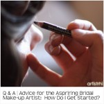 Q & A | Advice for the Aspiring Bridal Make-up Artist