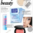 Quick-Fix Beauty.  Make-up Artist tips for beauty while on break, by Rhia Amio, Make-up Artist