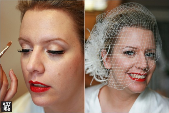 Bridal Beauty Samantha by Rhia Amio Toronto Make-up Artist