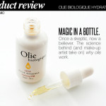 PRODUCT REVIEW | Olie Biologique Rejuvenating Oil