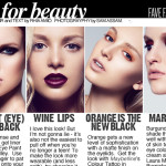 GET THE LOOK   Fall for Beauty with Maybelline, NARS and Laura Mercier