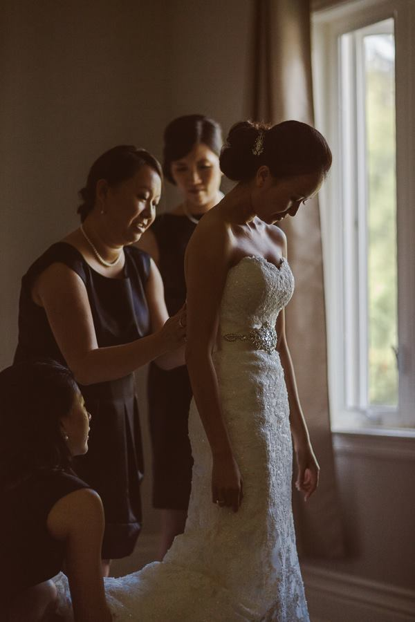 Bridal Beauty Tina by Rhia Amio, Make-up and Hair Artist Toronto