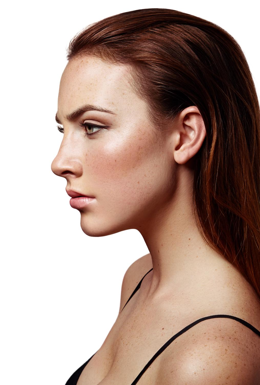 Editorial Beauty with Photo by Robin Li, Make-up/Hair by Rhia Amio