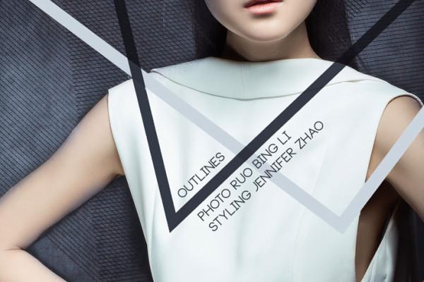 Editorial Beauty Toronto Make-up and Hair Artist Rhia Amio.  Photography by Robin Li.  Design Scene Exclusive